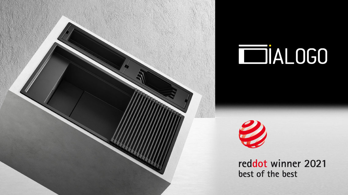 Dialogo Red Dot Design Award 2021